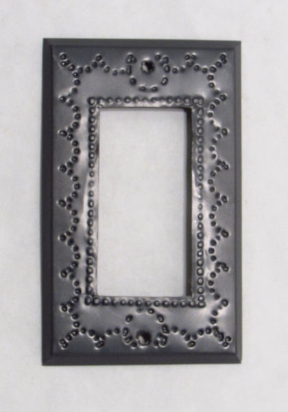 Tin Rocker Switch Plate Covers