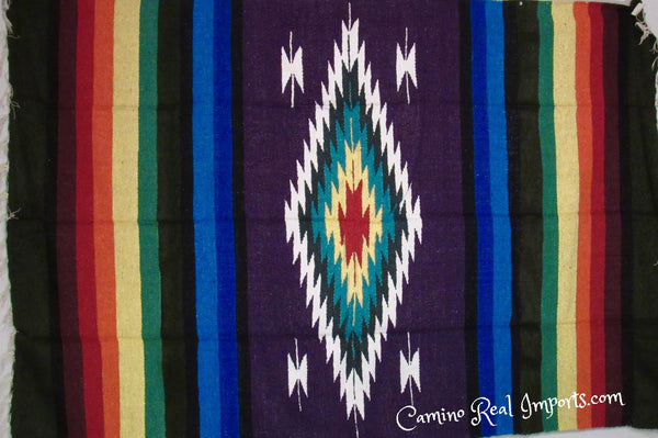 Mexican Diamond Blanket Caminorealimports.com