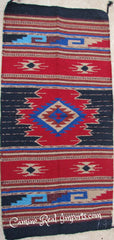 "Southwest Decor Rug 20"" X 40"" RAS003"