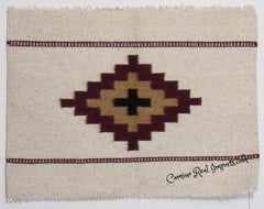 "ZAPOTEC RUG PLACE MAT  17"" X 22""  ZPM003"