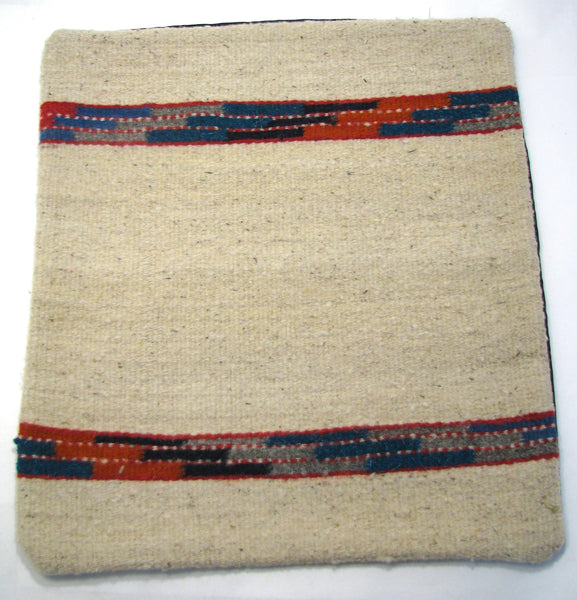 ZAPOTEC RUG PILLOW COVER 100% WOOL HAND WOVEN PCZ003