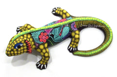 "Wall Decor Gecko Iguana Lizard 16"" TIGG16001"