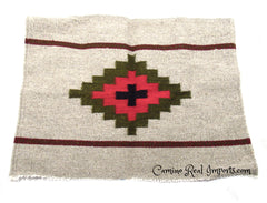 "Zapotec Rug Place Mat  17"" X 22""  ZPM011"