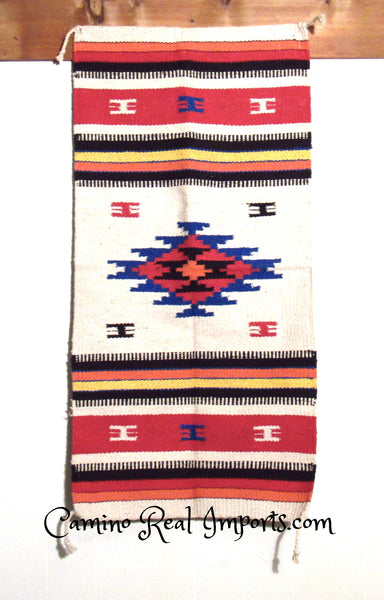 "Southwest Decor Rug 20"" X 40"" CaminoRealImports.com"
