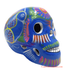 Day Of The Dead Hand Painted Skull MCS005