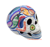 Day Of The Dead Hand Painted Skull MCS006
