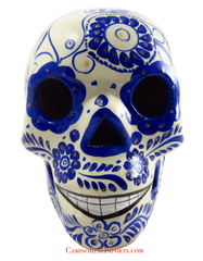 Day Of The Dead Hand Painted Skull LCS011