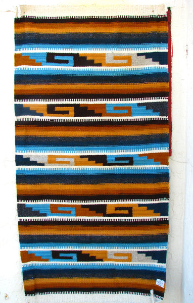 "SOUTHWEST MEXICAN RUG 30"" X 60"""