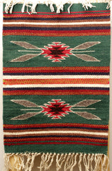 "ZAPOTEC RUG PLACE MAT  16"" X 20""  ZPM022"