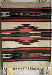 "ZAPOTEC RUG PLACE MAT  16"" X 20""  ZPM026"