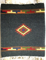 "ZAPOTEC RUG PLACE MAT  16"" X 20""  ZPM030"