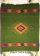 "ZAPOTEC RUG PLACE MAT  16"" X 20""  ZPM028"