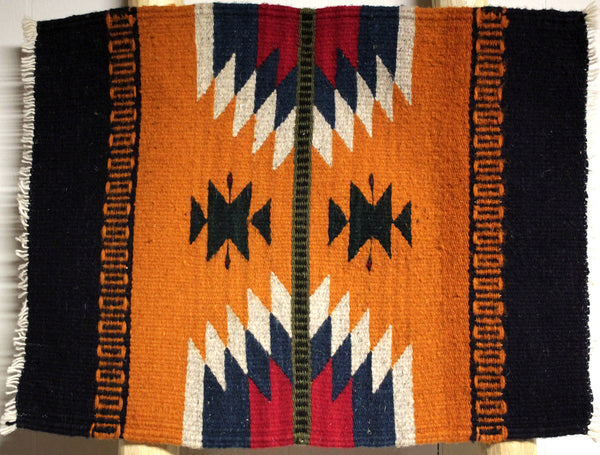 "ZAPOTEC RUG PLACE MAT  16"" X 20""  ZPM036"