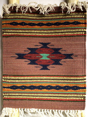 "ZAPOTEC RUG PLACE MAT  16"" X 20""  ZPM024"