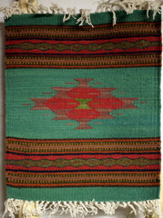 "ZAPOTEC RUG PLACE MAT  16"" X 20""  ZPM025"