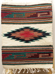 "ZAPOTEC RUG PLACE MAT  16"" X 20""  ZPM021"