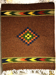 "ZAPOTEC RUG PLACE MAT  16"" X 20""  ZPM029"