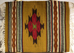 "ZAPOTEC RUG PLACE MAT  16"" X 20""  ZPM032"