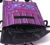 GUATEMALA SHOULDER BAG PASSPORT PURSE  HAND CRAFTED w/ TASSLES GPB001