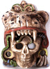 JAGUAR MAYAN WARRIOR MASK JMW002