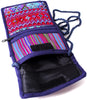 GUATEMALA SHOULDER BAG CELLPHONE PURSE  HAND CRAFTED LG GCFP002