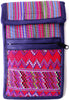 GUATEMALA SHOULDER BAG CELLPHONE PURSE  HAND CRAFTED LG GCFP003