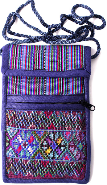 GUATEMALA SHOULDER BAG CELLPHONE PURSE HAND CRAFTED LG GCFP005