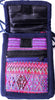 GUATEMALA SHOULDER BAG CELLPHONE PURSE HANDCRAFTED SM GCFP020