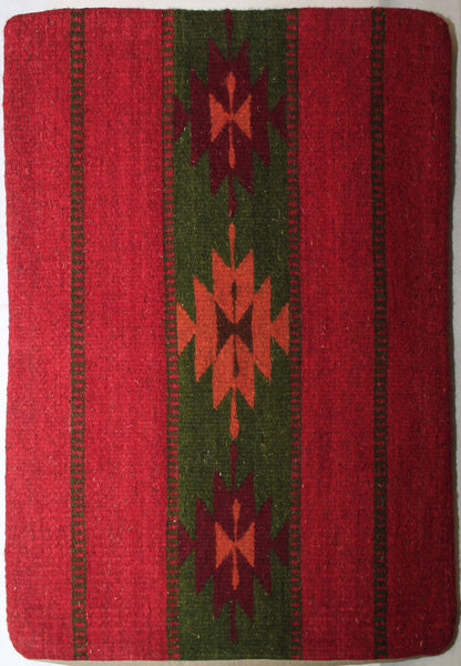 Zapotec Rug Pillow Cover 100 Wool Hand Woven Pcz012