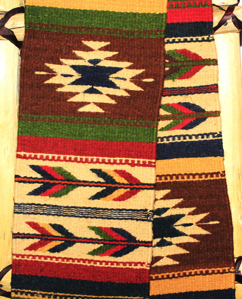 Zapotec Rug 8 Quot X 77 Quot Runner With Southwestern Design Zrr77
