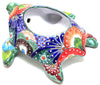 TALAVERA SEA TURTLE FLOWER POT PLANTER  TST022