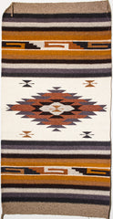 SADDLE BLANKET RUG 5' X 2.5' SBR004