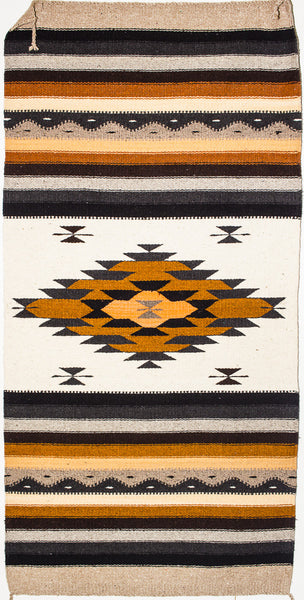 SADDLE BLANKET RUG 5' X 2.5' SBR005