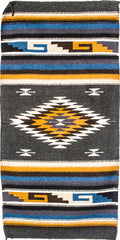SADDLE BLANKET RUG 5' X 2.5' SBR009
