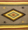 SADDLE BLANKET RUG 5' X 2.5' SBR010