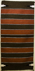 SADDLE BLANKET RUG 5' X 2.5' SBR015