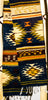 "ZAPOTEC RUG 9"" X 80"" RUNNER WITH SOUTHWESTERN DESIGN ZR007"
