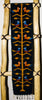 "ZAPOTEC RUG 9"" X 40"" RUNNER TREE WITH BIRDS ZR009"