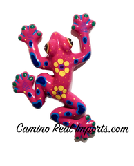 Guerrero Frog Wall Decor GPWF11011
