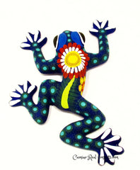 Guerrero Frog Wall Decor GPWF11004
