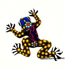 Guerrero Frog Wall Decor GPWF11006