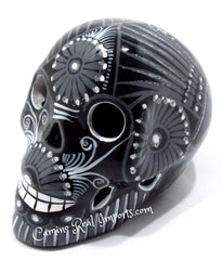 Day Of The Dead Hand Painted Skull MCS009