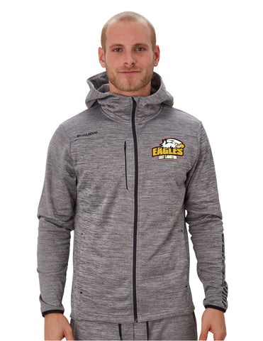 EL Bauer Vapor Fleece Zip Hoodie Youth