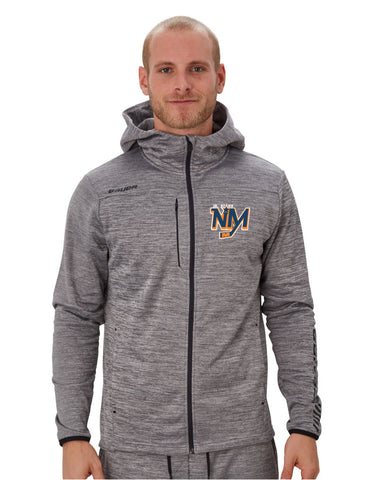 NM Bauer Vapor Fleece Zip Hoodie Youth