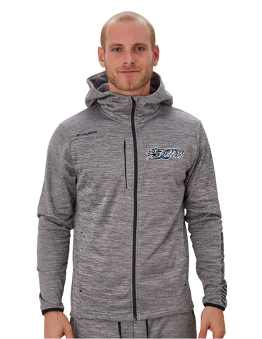 SW Bauer Vapor Fleece Zip Hoodie Youth