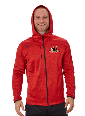 PS Bauer Vapor Fleece Zip Hoodie Adult