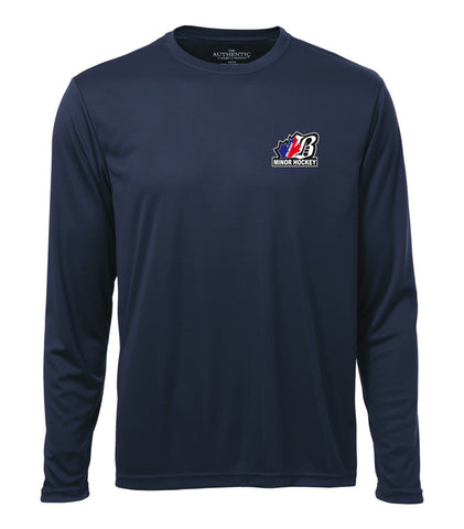 BEL PERFORMANCE LONG SLEEVE TEE YOUTH