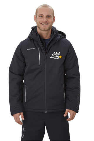 COMETS Bauer Supreme Heavyweight Jacket Adult