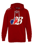 "BEL CCM FLEECE HOODY WITH ""B"" APPLIQUE LOGO YOUTH"