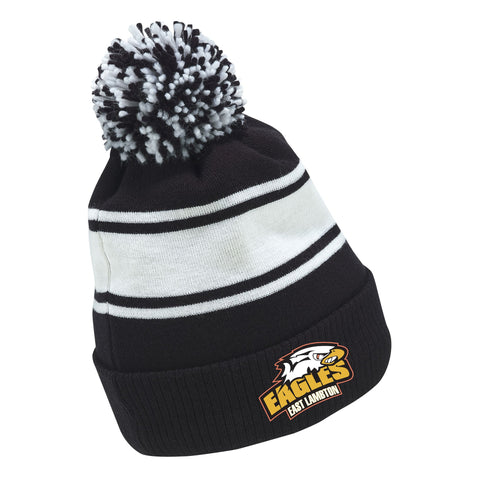 EL CCM FLEECE KNIT POM TOQUE